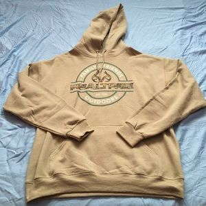 Men's Realtree Outfitters Fleece Pullover Hoodie